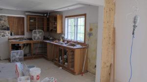 On peu rafraichir sa cuisine ou modifier sa cuisine r nover sa cuisine - Modifier armoire melamine ...