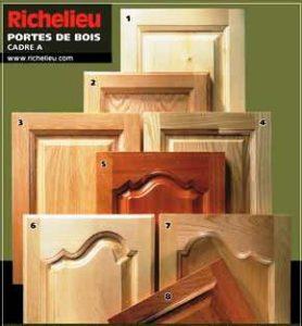 Modification dans votre cuisine changer les portes d for Changer les portes de sa cuisine