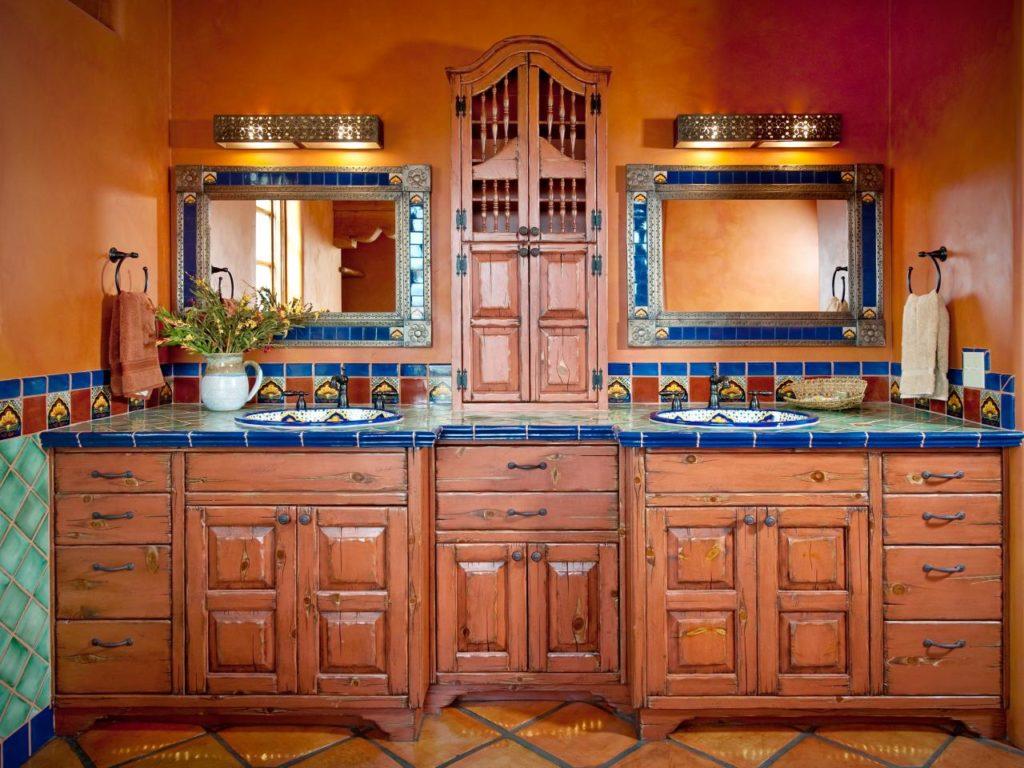 armoires de cuisine de style espagnol - Rénover sa cuisine